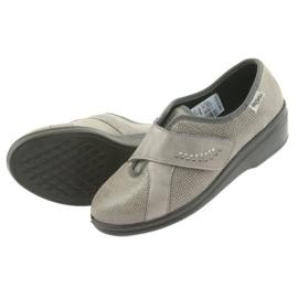 Befado kvinnors skor pu 032D003 grå 5