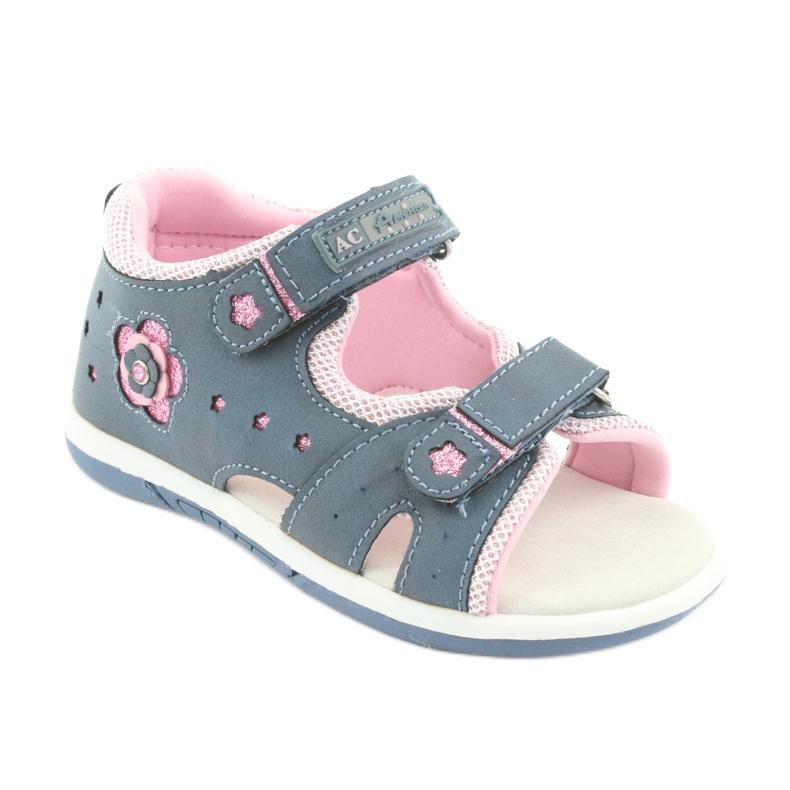 Flickor sandaler American Club DR20 denim bild 1