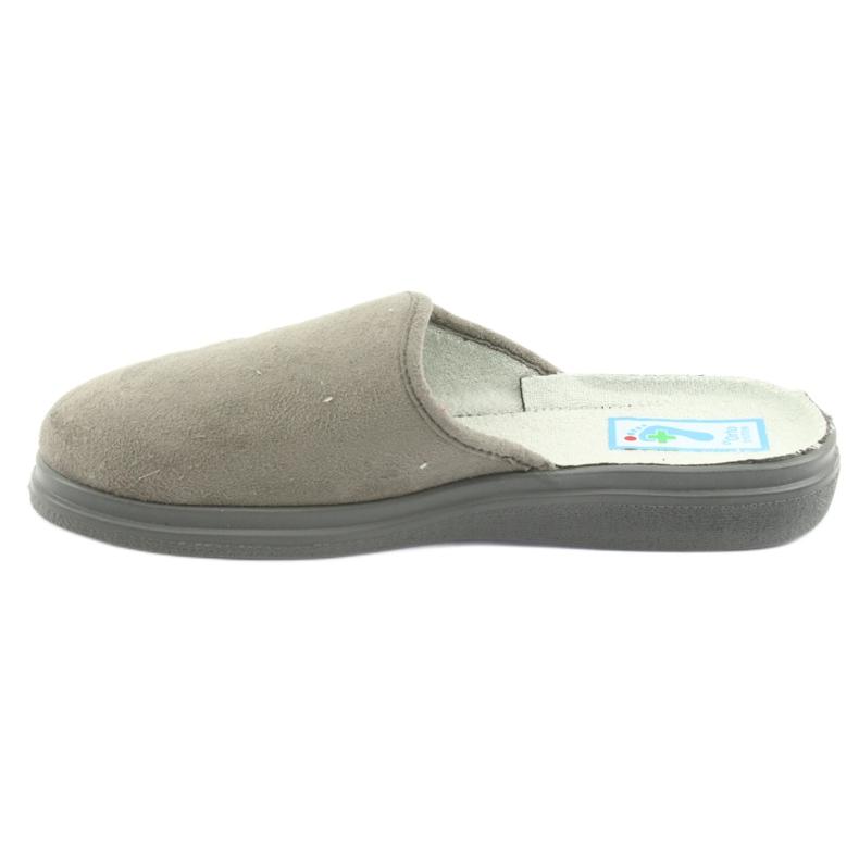 Grå Befado kvinnors skor pu 132D013 bild 2