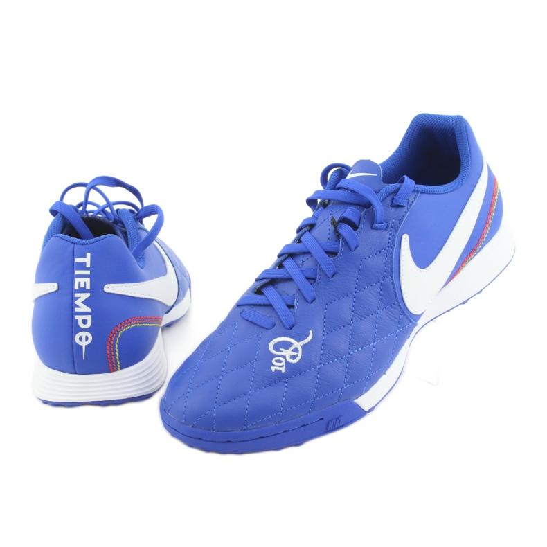 Fotbollsskor Nike Tiempo Legend 7 Academy 10R Tf M AQ2218-410 bild 6