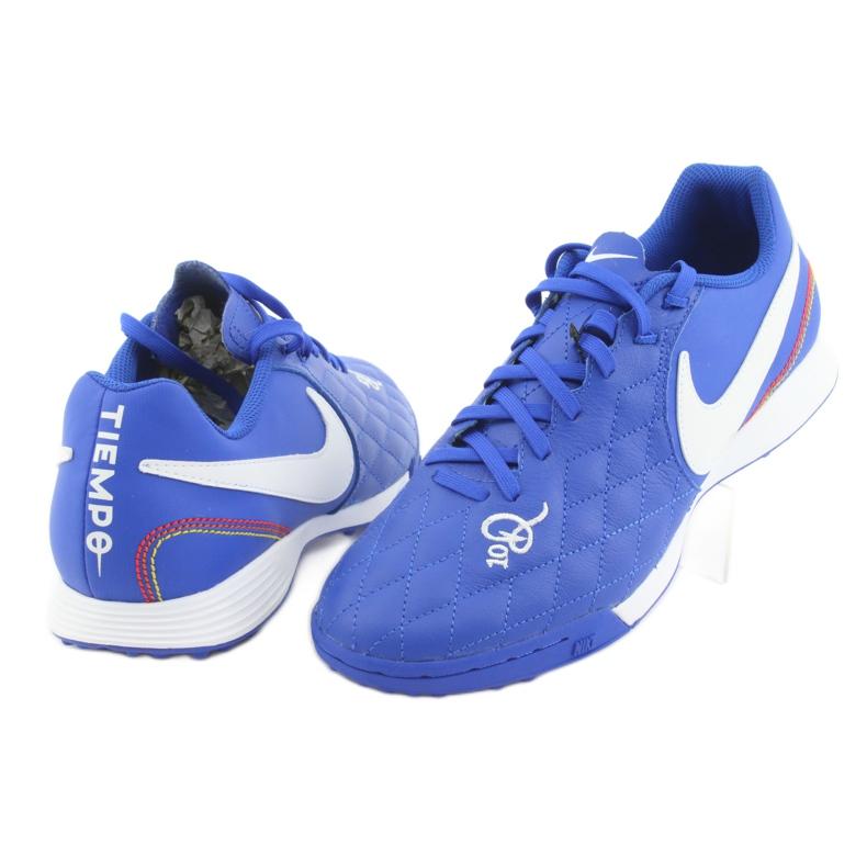 Fotbollsskor Nike Tiempo Legend 7 Academy 10R Tf M AQ2218-410 bild 4