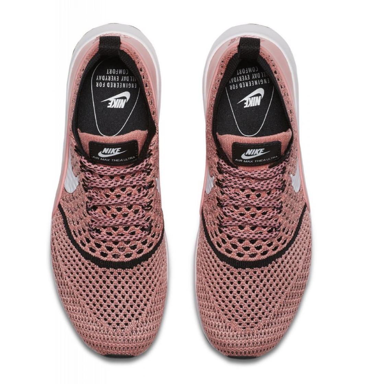 Skor Nike Air Max Thea Flyknit W 881175 800 rosa