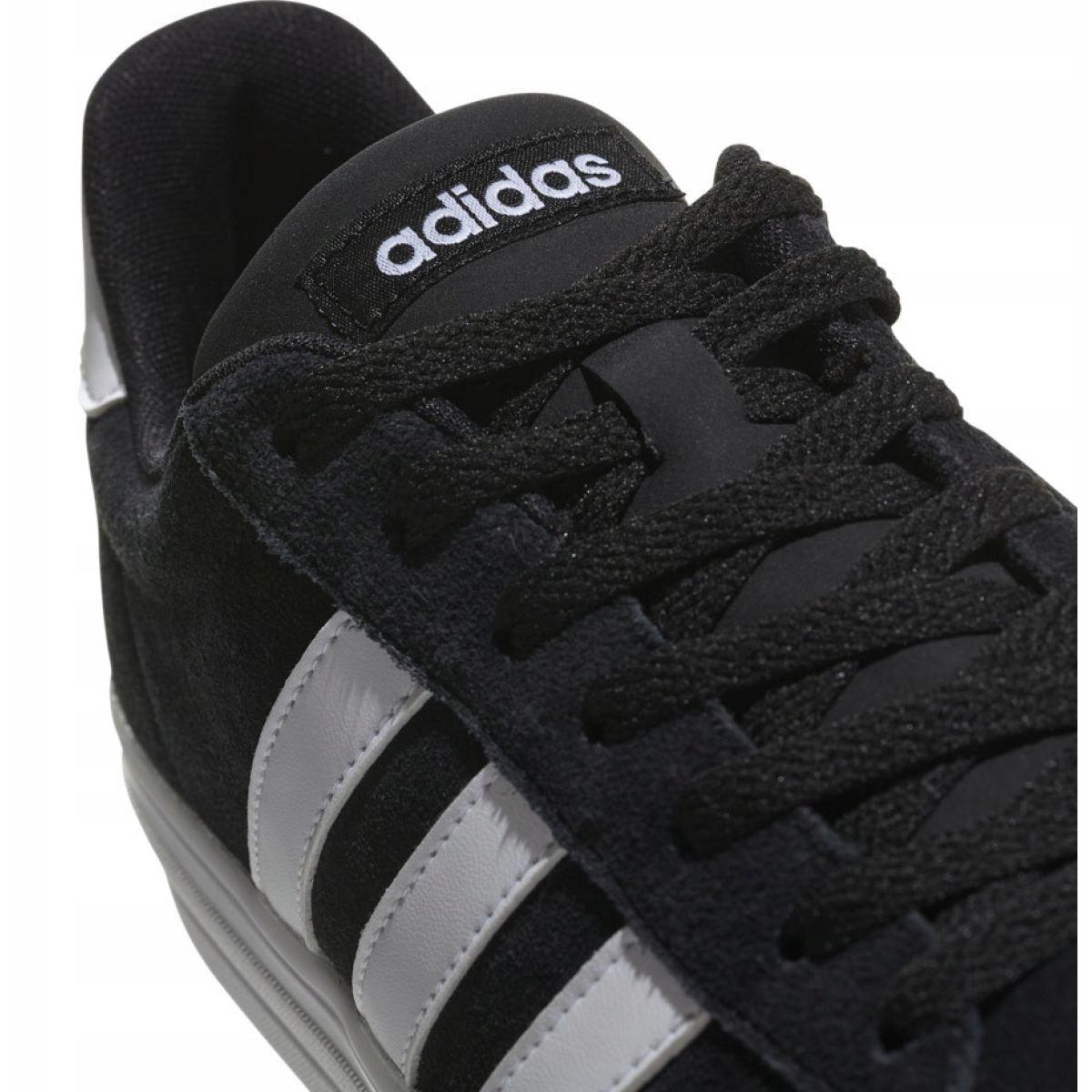 Skor adidas Daglig 2,0 M DB0273 svart
