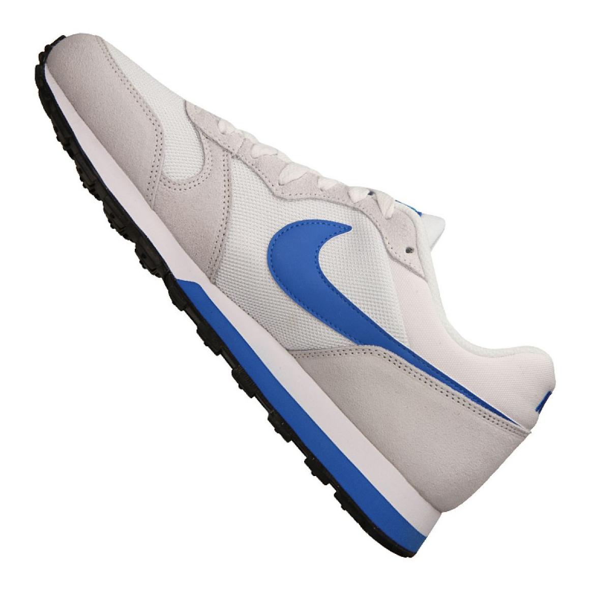 Nike Md Runner 2 M skor 749794 144 grå