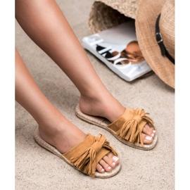 Flip Flops VICES brun 1