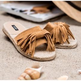 Flip Flops VICES brun 4