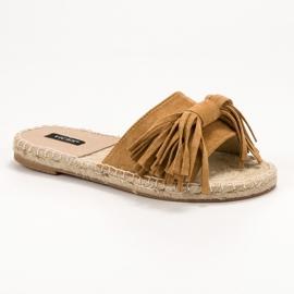 Flip Flops VICES brun 2