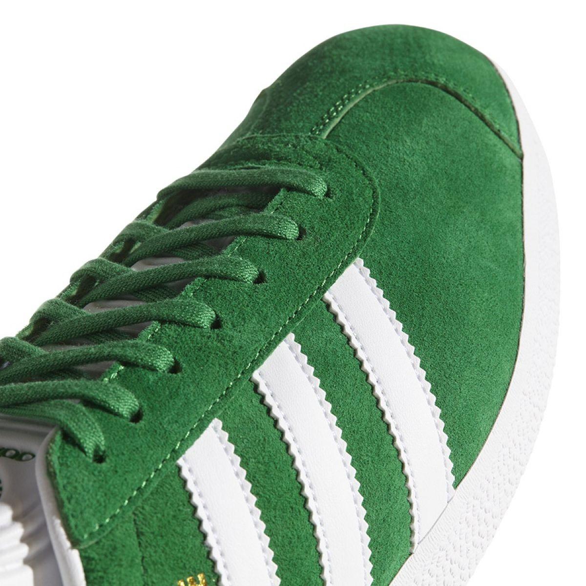 Adidas Originals Gazelle M BB5477 skor grön