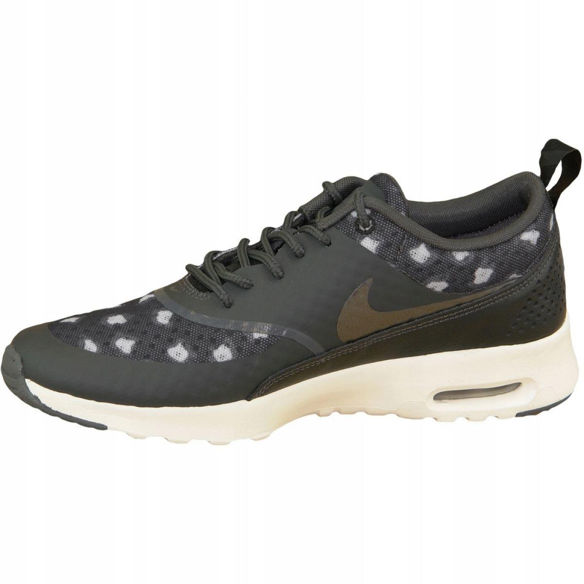 Svart Skor Nike Air Max Thea Premium W 599408 008