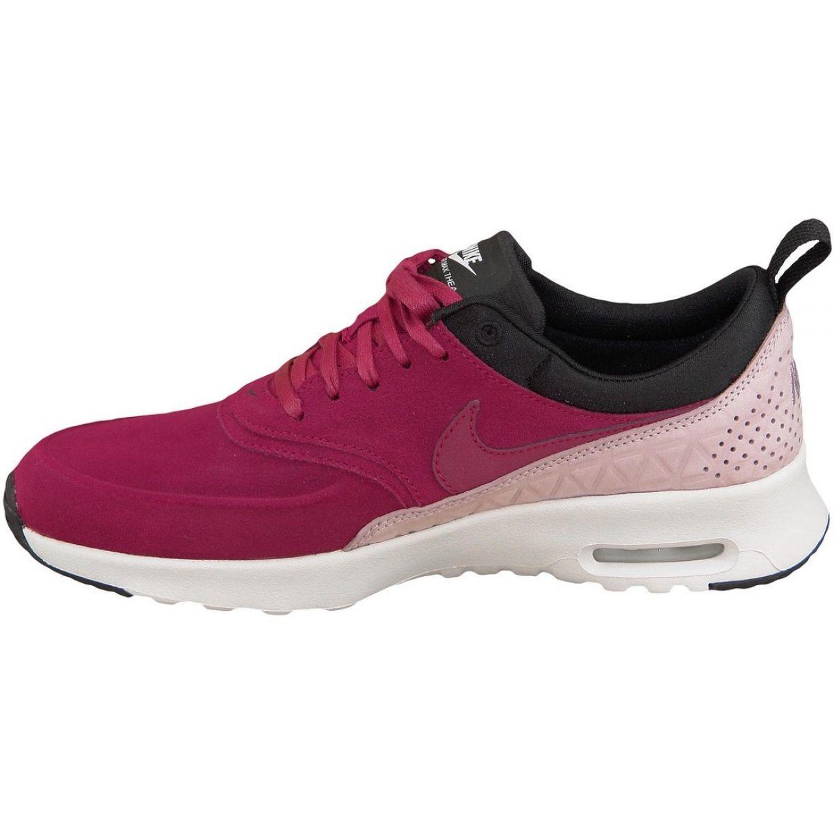 Skor Nike Air Max Thea Premium W 599408 008 svart