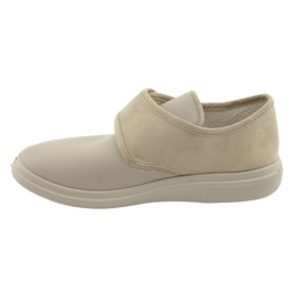 Befado kvinnors skor pu 036D005 brun 3