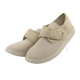 Befado kvinnors skor pu 036D005 brun 4
