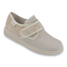 Befado kvinnors skor pu 036D005 brun 1