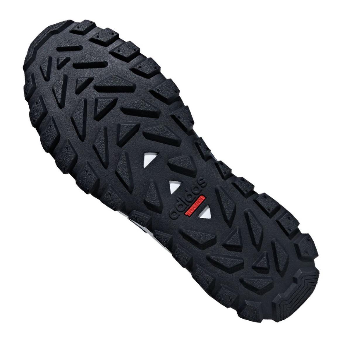 Svart Adidas Lite Racer Cln M F34574 skor ButyModne.pl