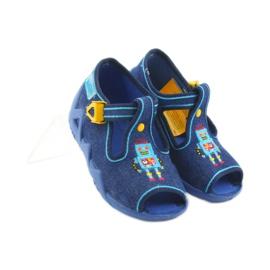 Befado barnskor 217P103 blå 5