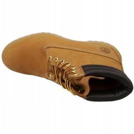 Timberland 6 Inch Boot M 73540 vinterskor gul 2