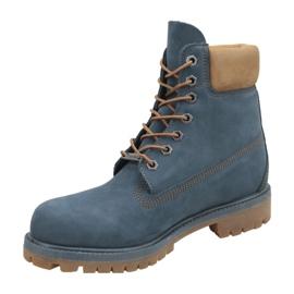 Timberland 6 Inch Premium Boot M A1LU4 skor marinblå 1
