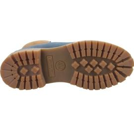Timberland 6 Inch Premium Boot M A1LU4 skor marinblå 3