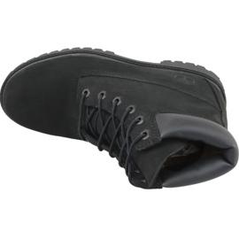 Timberland 6 i Premium Boot W 12907 vinterskor svart 2