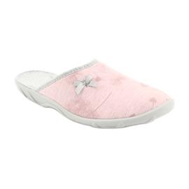 Befado färgade damskor 235D161 rosa grå 1
