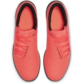 Nike Phantom Venom Club Tf M AO0579 810 fotbollsskor apelsin vit, orange 1
