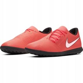 Nike Phantom Venom Club Tf M AO0579 810 fotbollsskor apelsin vit, orange 3