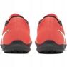Nike Phantom Venom Club Tf M AO0579 810 fotbollsskor vit, orange apelsin 4