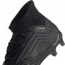 Adidas Predator 19.2 Fg M F35603 fotbollsskor svart svart 4