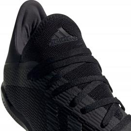 Adidas X 19.3 I M F35369 fotbollsskor svart svart 3