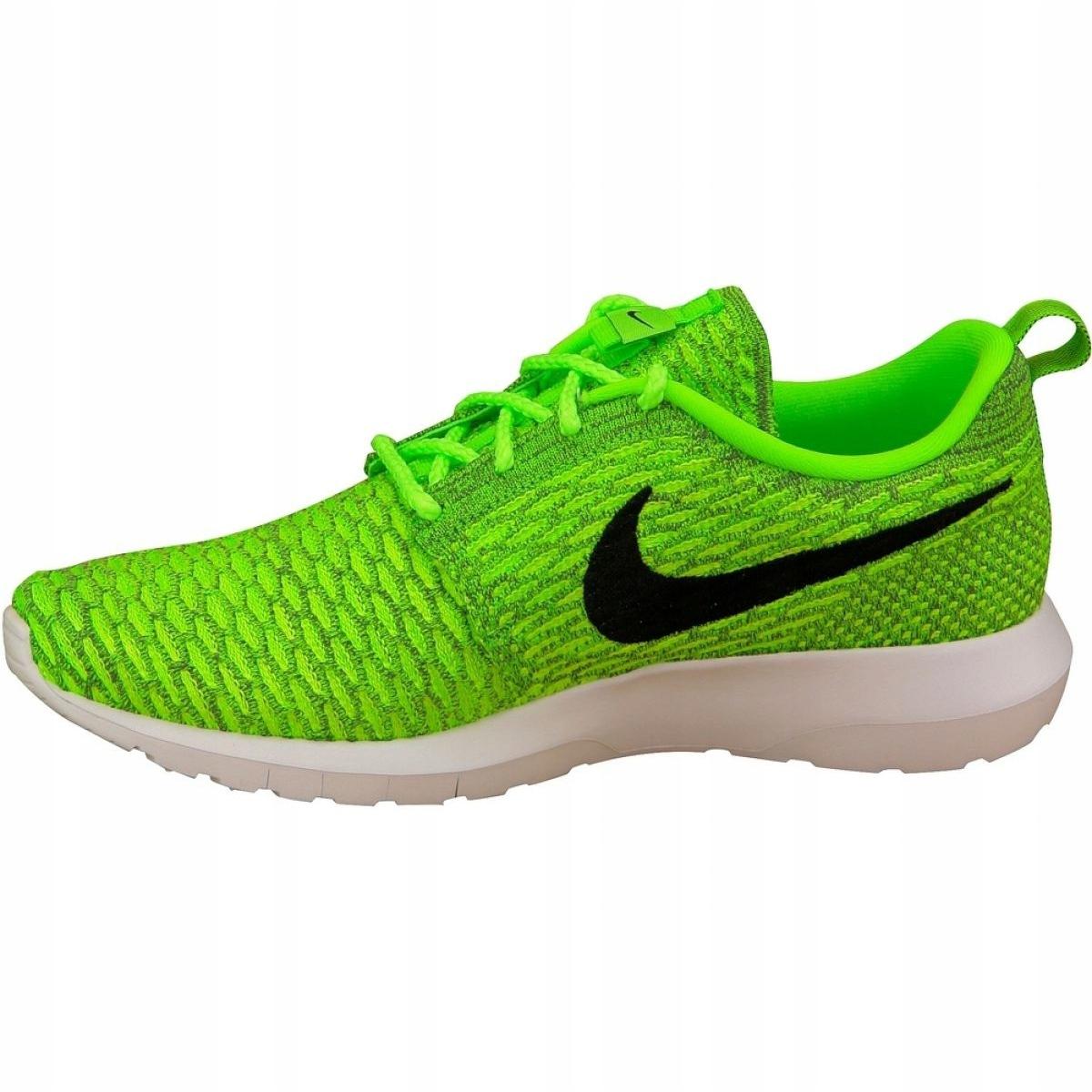 Nike Roshe One Br Grön Turkos | Män Skor Online : Billiga