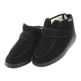 Befado kvinnors skor pu orto 987D002 svart 4
