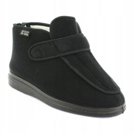 Befado kvinnors skor pu orto 987D002 svart 2