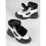 Yes Mile Sneakers With Fur 6