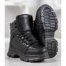 SHELOVET Isolerade sneakers svart 4