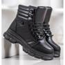 SHELOVET Isolerade sneakers svart 3
