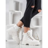 SHELOVET Isolerade sneakers vit 1