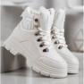 SHELOVET Isolerade sneakers vit 4