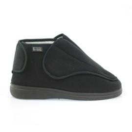 Befado mäns skor pu eller till 163M002 svart 1