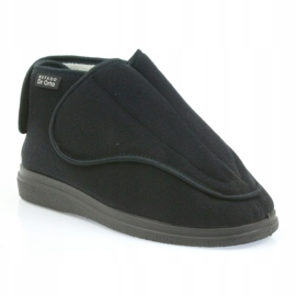 Befado mäns skor pu eller till 163M002 svart 2