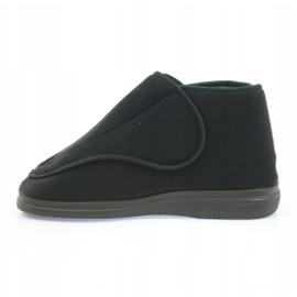 Befado mäns skor pu eller till 163M002 svart 3