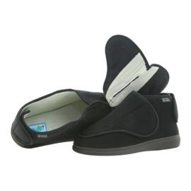 Befado mäns skor pu eller till 163M002 svart 4