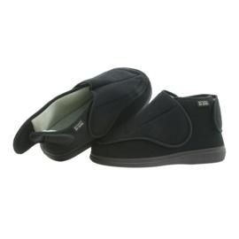 Befado mäns skor pu eller till 163M002 svart 5