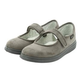 Befado kvinnors skor pu 462D001 grå 4