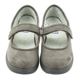 Befado kvinnors skor pu 462D001 grå 5