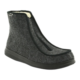 Befado kvinnors skor pu 996D004 grå 2