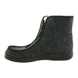 Befado kvinnors skor pu 996D004 grå 3