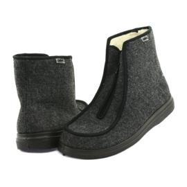 Befado kvinnors skor pu 996D004 grå 5