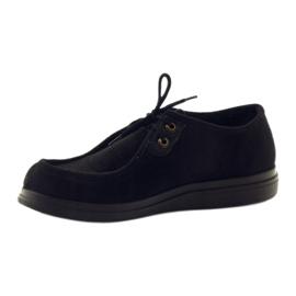 Befado kvinnors skor pu 871D004 svart 4