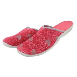 Befado kvinnors skor 235D160 röd 4