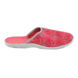 Befado kvinnors skor 235D160 röd 1